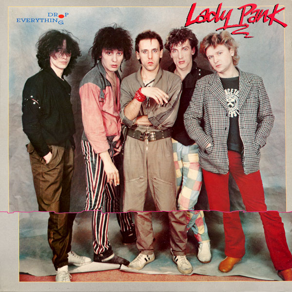 lady pank LP